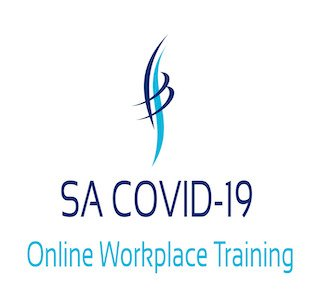 SA COVID-19 in the Workplace Logo